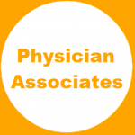 Physician Associates bubble